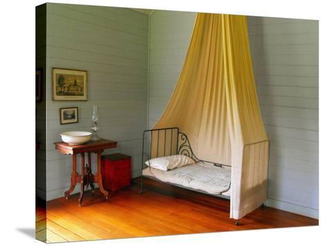Fanny's Medicine Room, Villa Vailima, Apia, Samoa--Stretched Canvas Print