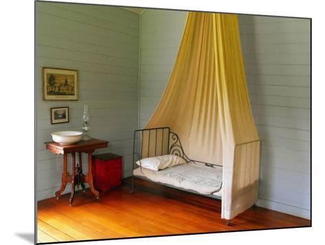 Fanny's Medicine Room, Villa Vailima, Apia, Samoa--Mounted Photographic Print