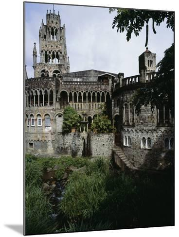 Saint Mary's Cathedral of the Assumption, Kingstown, Saint Vincent--Mounted Photographic Print