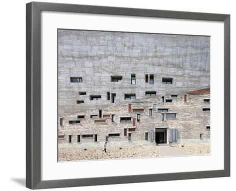 Ningbo Historic Museum, Ningbo, China--Framed Art Print