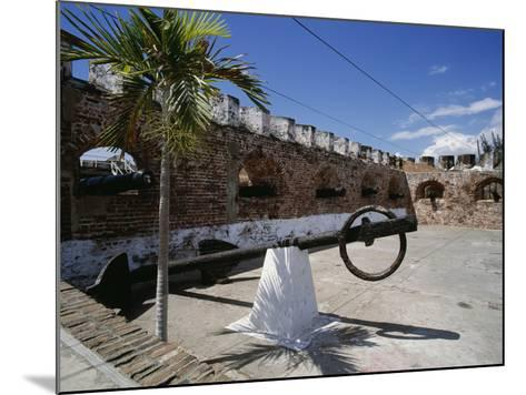 View of the Fort, Port Royal, Jamaica--Mounted Photographic Print