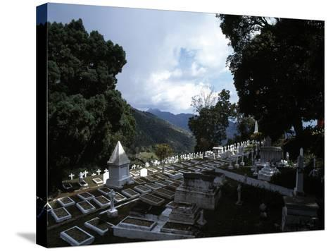 Newcastle Military Cemetery, Jamaica--Stretched Canvas Print