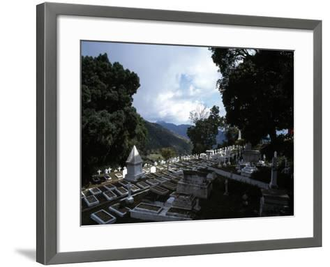 Newcastle Military Cemetery, Jamaica--Framed Art Print