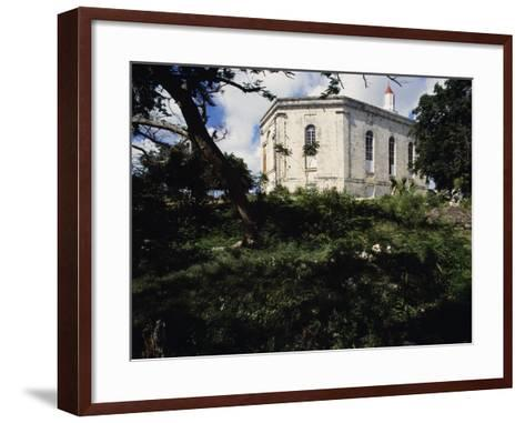 St Peter's Church, Parham, Antigua--Framed Art Print