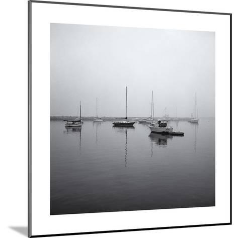 Block Island Harbor-Henri Silberman-Mounted Photographic Print