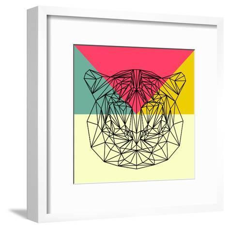 Party Tiger-Lisa Kroll-Framed Art Print