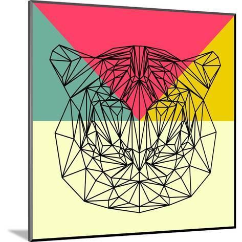 Party Tiger-Lisa Kroll-Mounted Art Print