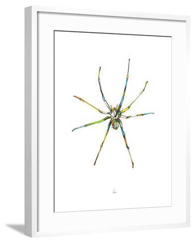 Spider-Alexis Marcou-Framed Art Print
