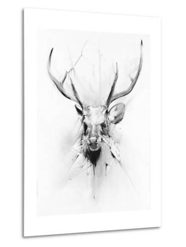 Stag-Alexis Marcou-Metal Print