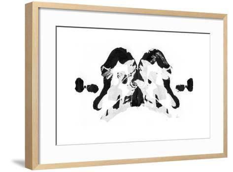 Wait 2-Alexis Marcou-Framed Art Print