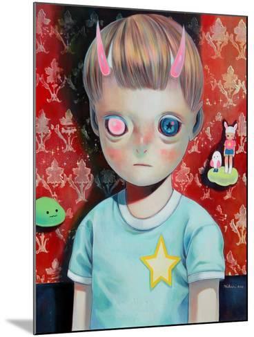 Children of This Planet 23-Hikari Shimoda-Mounted Art Print