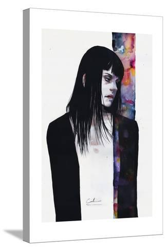 Through Your Own Fault-Agnes Cecile-Stretched Canvas Print