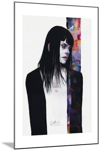Through Your Own Fault-Agnes Cecile-Mounted Art Print