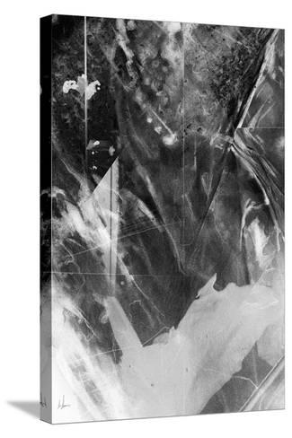 Black Crystal-Alexis Marcou-Stretched Canvas Print