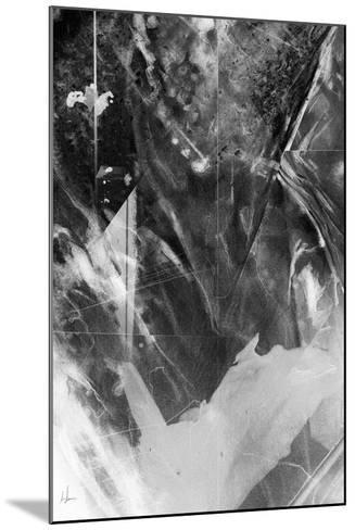 Black Crystal-Alexis Marcou-Mounted Art Print