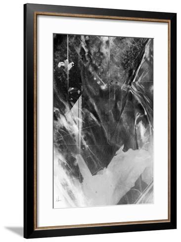 Black Crystal-Alexis Marcou-Framed Art Print