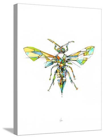 Hornet-Alexis Marcou-Stretched Canvas Print