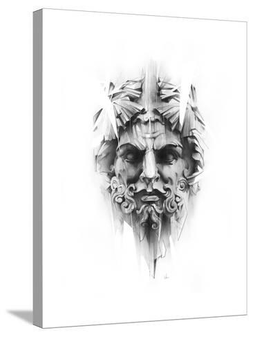 King Diamond-Alexis Marcou-Stretched Canvas Print
