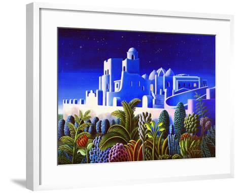 Portrait of a Dream-Andy Russell-Framed Art Print