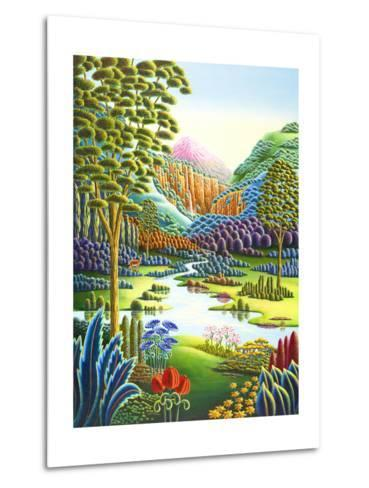 Eden-Andy Russell-Metal Print