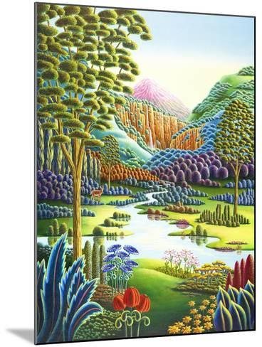 Eden-Andy Russell-Mounted Art Print