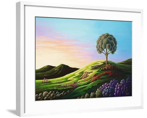 Into the Silence-Andy Russell-Framed Art Print