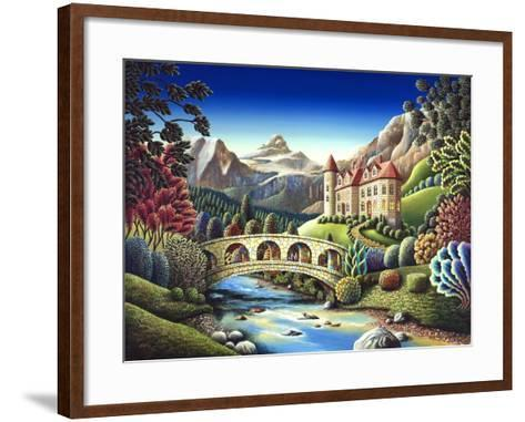 Castle Creek-Andy Russell-Framed Art Print