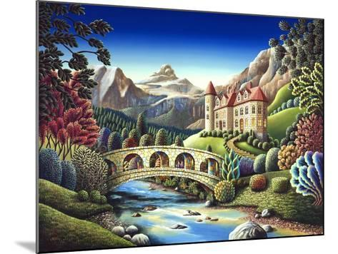 Castle Creek-Andy Russell-Mounted Art Print