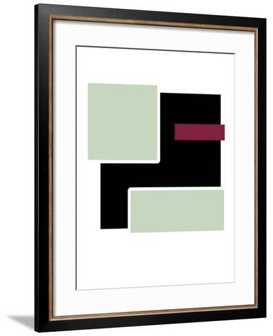 NYC Contemporary Art '75-Philippe Hugonnard-Framed Art Print