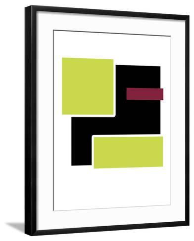 NYC Contemporary Art '75-Philippe Hugonnard-Framed Art Print