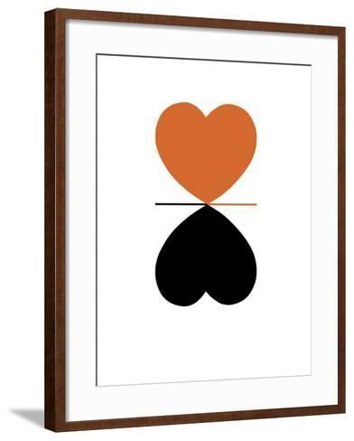 History Hearts '80-Philippe Hugonnard-Framed Art Print