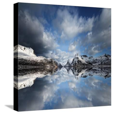 Something Big-Philippe Sainte-Laudy-Stretched Canvas Print