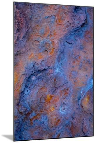 Burnt Earth II-Doug Chinnery-Mounted Photographic Print