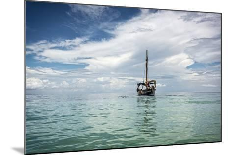 Dead Calm-Marco Carmassi-Mounted Photographic Print