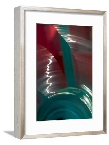 Propeller Colors-Art Wolfe-Framed Art Print