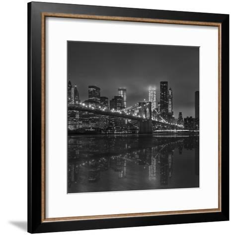 Brooklyn-Marco Carmassi-Framed Art Print