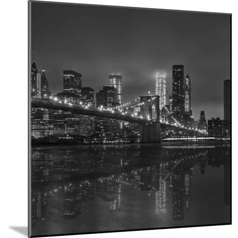 Brooklyn-Marco Carmassi-Mounted Photographic Print