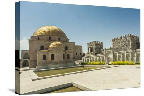 Ahmed Mosque and Castle in the Rabat Fortress-Richard Nowitz-Stretched Canvas Print