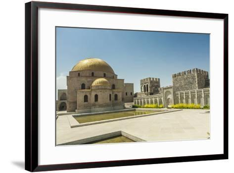 Ahmed Mosque and Castle in the Rabat Fortress-Richard Nowitz-Framed Art Print