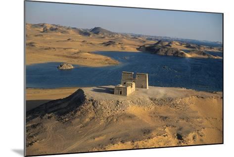 The Temple of Dakka in Nubia-Marcello Bertinetti-Mounted Photographic Print