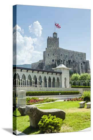 Gallery and Castle in the Rabat Fortress-Richard Nowitz-Stretched Canvas Print