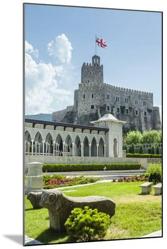 Gallery and Castle in the Rabat Fortress-Richard Nowitz-Mounted Photographic Print