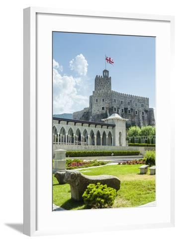 Gallery and Castle in the Rabat Fortress-Richard Nowitz-Framed Art Print