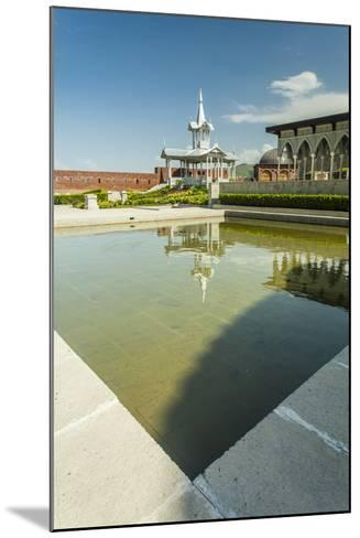 Gazebo with a Fountain in the Rabat Fortress-Richard Nowitz-Mounted Photographic Print