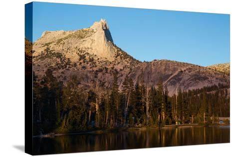 Cathedral Peak in Tuolumne Meadows-Ben Horton-Stretched Canvas Print