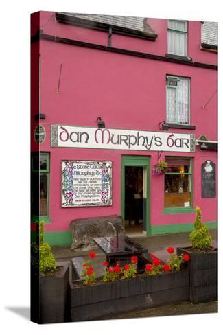 Dan Murphy's Bar in Sneem-Tim Thompson-Stretched Canvas Print