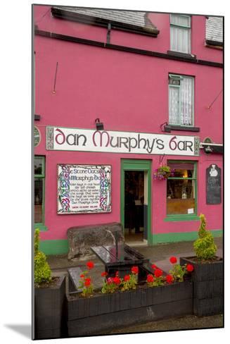 Dan Murphy's Bar in Sneem-Tim Thompson-Mounted Photographic Print
