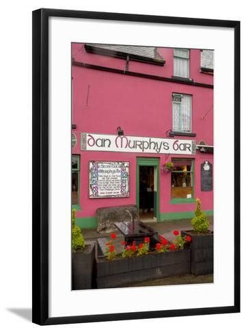 Dan Murphy's Bar in Sneem-Tim Thompson-Framed Art Print