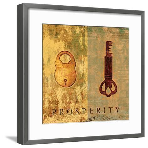 Prosperity-Eric Yang-Framed Art Print