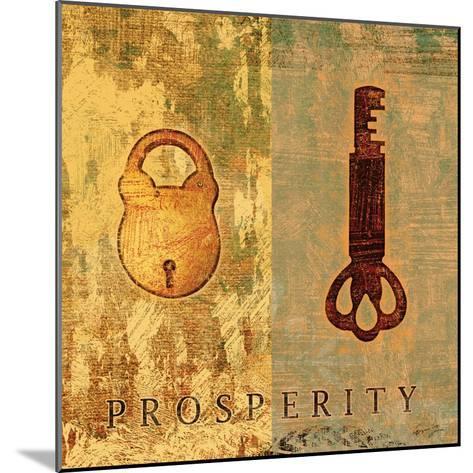 Prosperity-Eric Yang-Mounted Art Print